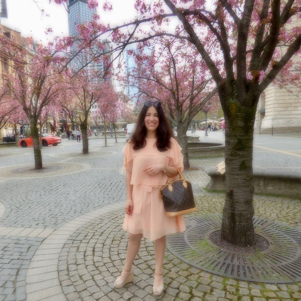 Outfit: Cherry Blossom