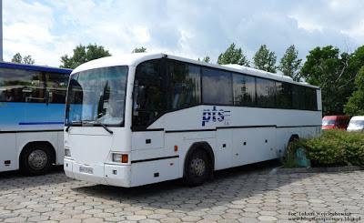 Jelcz T120/3 z PTS Kraków