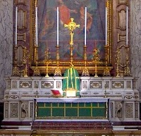 The Historical, Theological, Liturgical and Artistic Case for Altar Frontals
