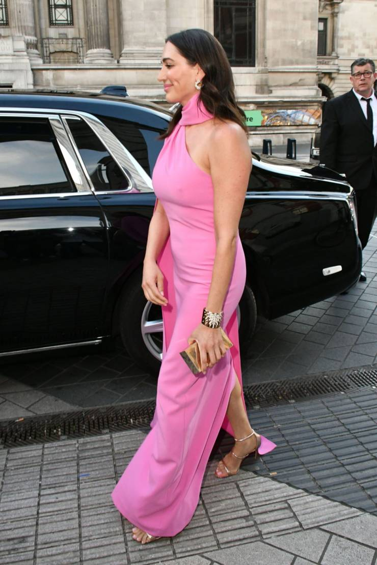 Lauren Silverman At SYCO Summer Party in London