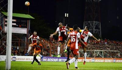 Persija Jakarta Kalah 0-1 di Kandang PSM Makassar