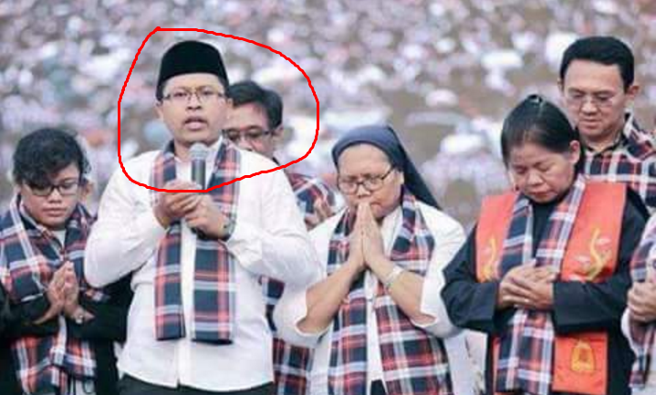 Netizen Bongkar Bobrok Argumen Ahoker Zuhairi Misrawi Yang Sebut Ustadz Abdul Somad Ngelunjak