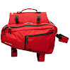 Canine Equipment Ultimate Trail Dog Pack, Medium, Red