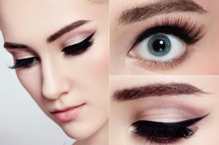 Image result for Make Up Pipi wajah bulat