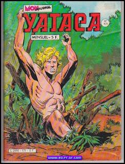 Yataca,  La justice de la jungle, numéro 171, 1982