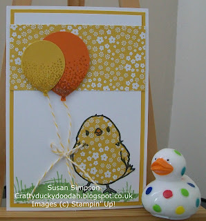 Stampin' Up! Susan Simpson Independent Stampin' Up! Demonstrator, Craftyduckydoodah!, Honeycomb Happiness, Sheltering Tree, Balloon Celebration,