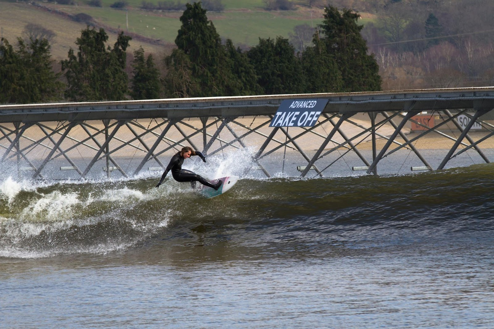 Surf Snowdonia Evolving Waves - 2015