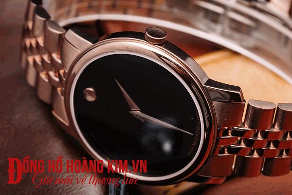 mua đồng hồ movado nam dây sắt