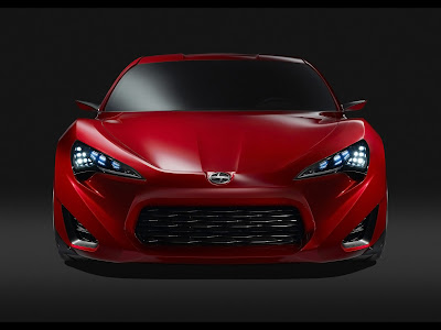 2016 Scion FR-S front look image