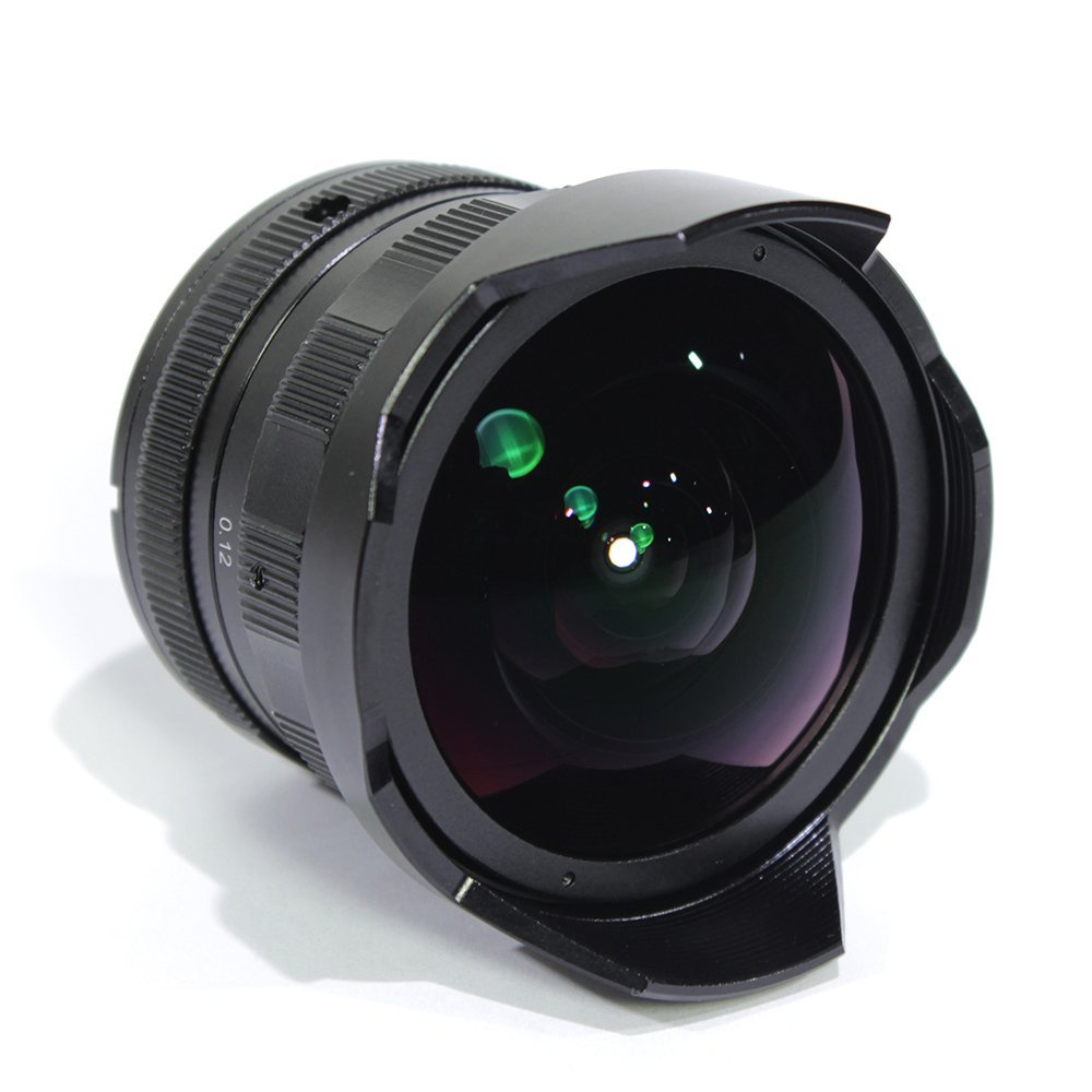 Pixco 7.5mm f/2.8 Fisheye