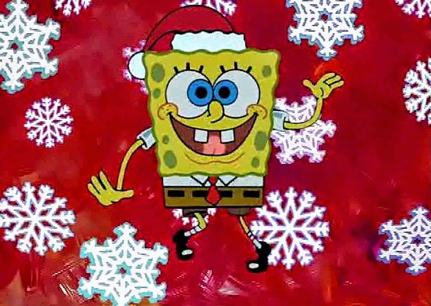 Spongebob Very First Christmas.Land Of The Nerds Spongebobs Optimistic Absurdity Matches