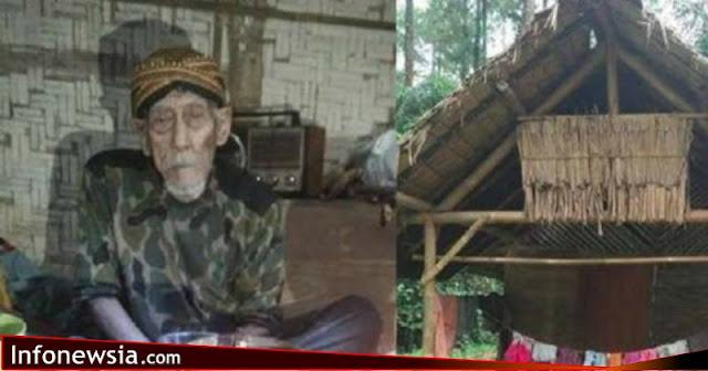 Mengejutkan! Mbah Harjo, Manusia Tertua di Dunia, Berbagi Rahasia Hidup Panjang dan Sehat