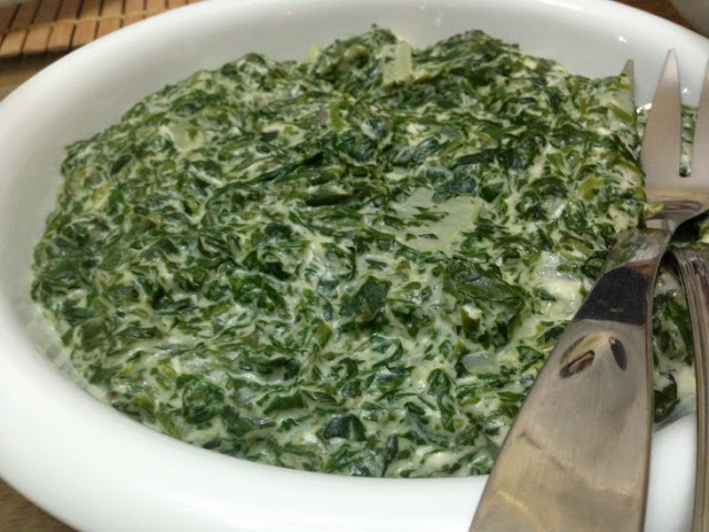 Cream of Spinach by Tommy Osmeña, Mayor Tomas Osmena, Cream of Spinach, Vegetarian Recipe, kangkong, agbati, recipe