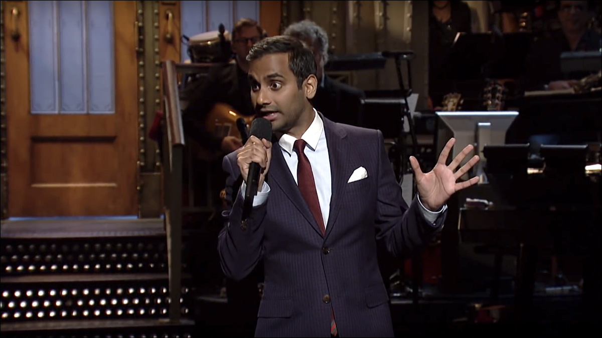 Aziz Ansari is the SNL host we really needed this week