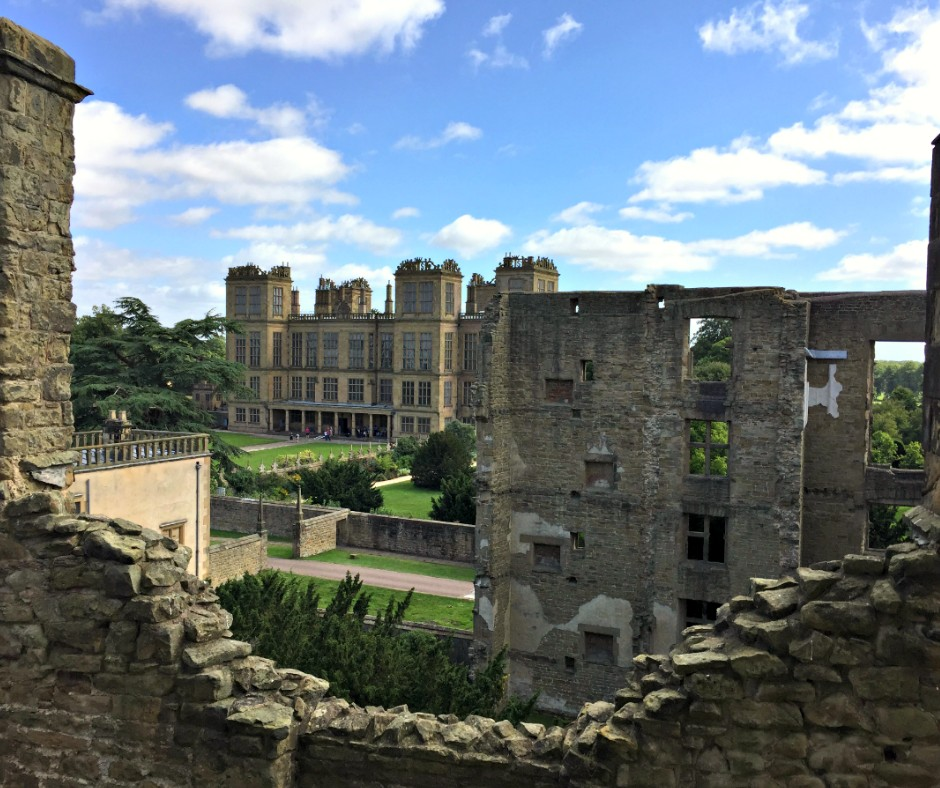 10 Things To Do During Half-Term | Visit Hardwick Old Hall and learn about history.