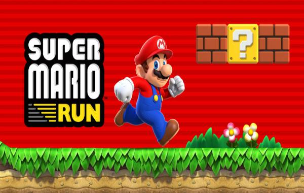 تطبيق Super Mario Run يحقق عدد قياسي من التحميلات على بلاي ستور