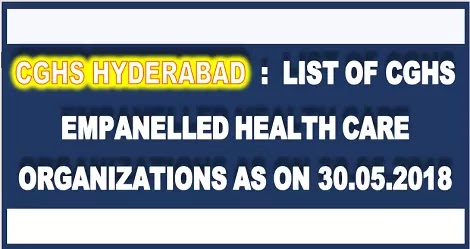 cghs-hyderabad-empanelled-hospitals