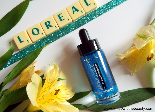 L'Oreal Paris new Infallible  Essence review