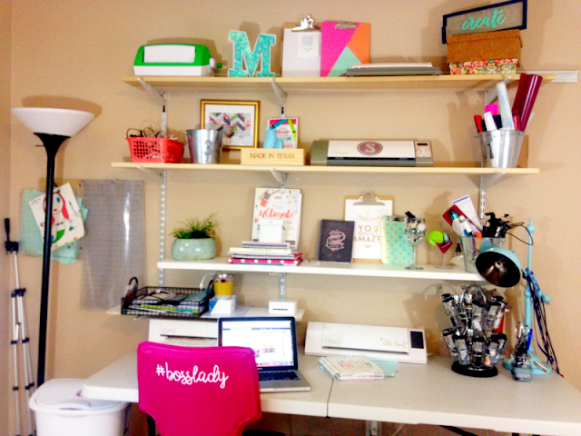shop my office, silhouette school, silhouette organization, silhouette cameo storage,