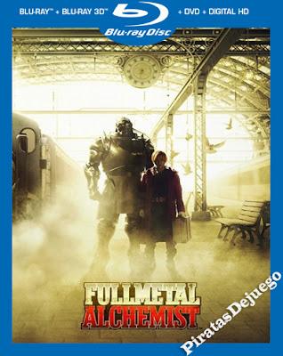 Fullmetal Alchemist (2017) HD 1080P Latino