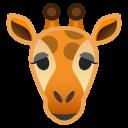 Giraffe emoji