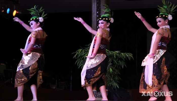 Gambar Tari Rong Tek, Tarian Tradisional Jawa Tengah
