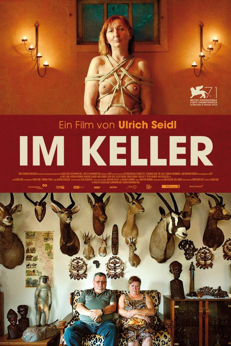 Im Keller faces of classical im keller in the basement 2014 a by ulrich seidl