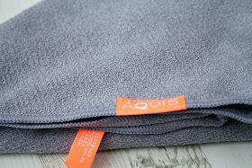 Aquis Lisse-Luxe Hair Towel