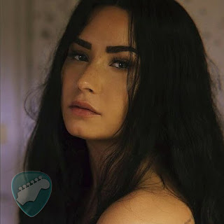 Kunci Gitar SOBER DEMI LOVATO Chords Lyrics