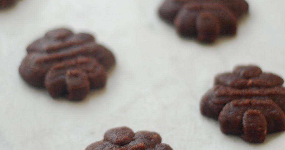 chocolate spritz cookies - photo #12