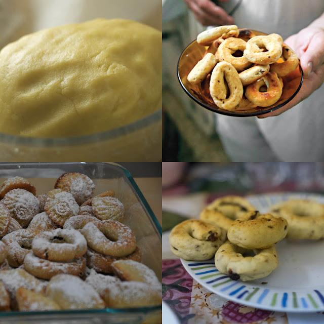 أحلى وأسهل طريقة لعمل الكعك الفلسطيني في المنزل بحشوة التمر والجوز والفستق الحلبي وراحة الحلقوم!