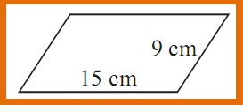 Soal Matematika Kelas 4 SD Bab 4 Tentang Keliling dan Luas Bangun Datar