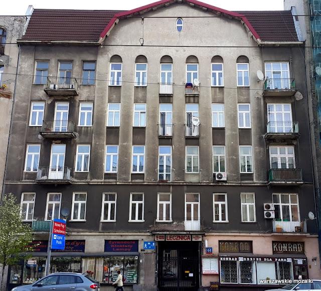 Warszawa kamienica Praga Północ