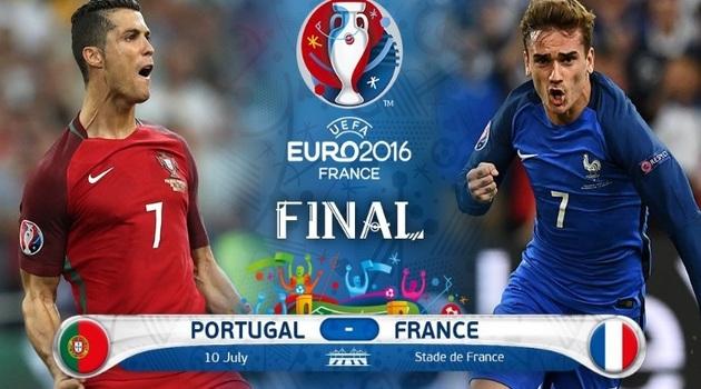 Urmariti meciul Portugalia - Franţa Live pe DolceSport 1 si ProTV