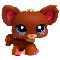 LPS 3-pack Scenery Chihuahua (#1623) Pet