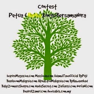 http://kongsibersamanora.blogspot.com/2015/02/contest-petua-dan-herba-kongsibersamanora.html