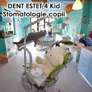 pareri medici stomatologie copii DENT ESTET 4 Kid bucuresti timisoara