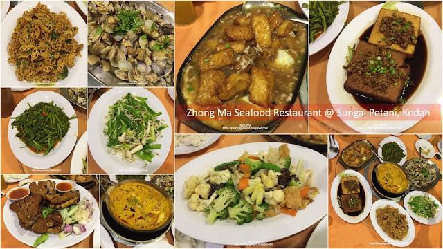 Zhong Ma Seafood Restaurant Sungai Petani
