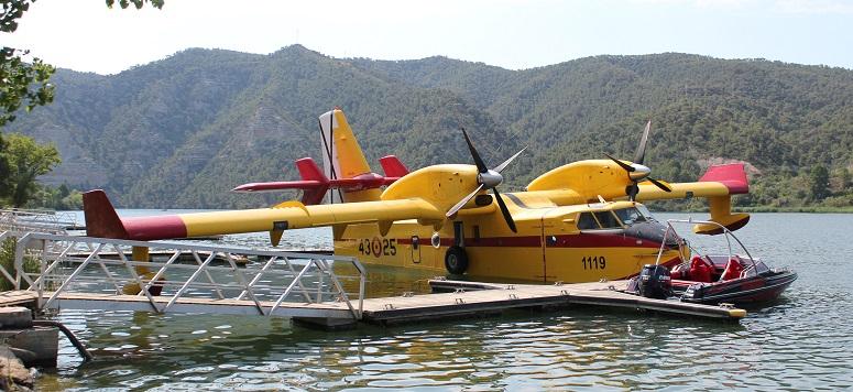 Hidroavion embarcadero