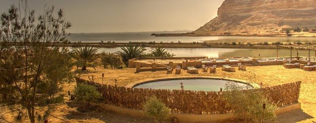 Cleopatra Pool, Siwa Oasis