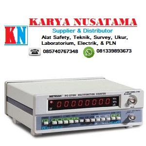 Jual Metarvi Digital Frequency Counter  FC-2700 di Medan