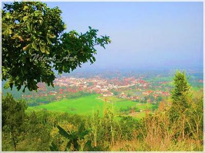 Puncak Bukit Geger Menjangan Purworejo