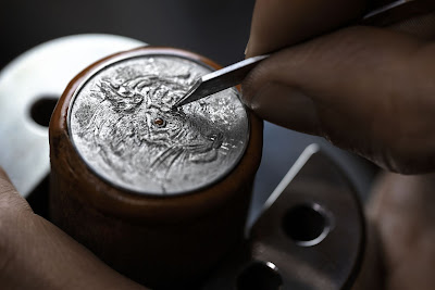 Making of Hermès Arceau Tigre Limited Edition watch