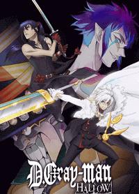 جميع حلقات الأنمي D.Gray-man Hallow مترجم