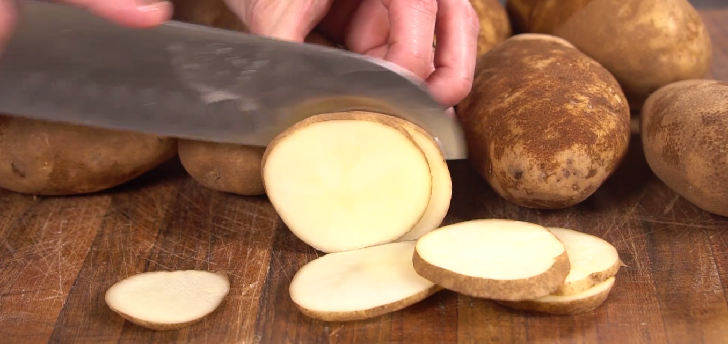 How to cook potatoes the right way