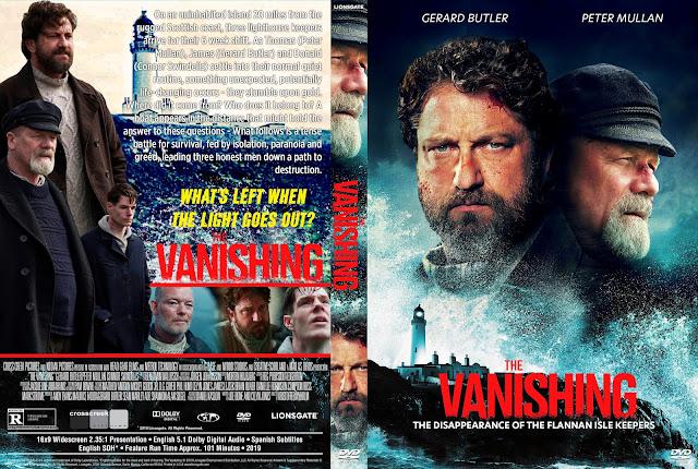 The Vanishing DVD Cover