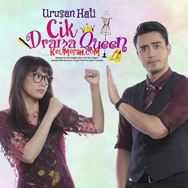 Image result for Urusan Hati Cik Drama Queen