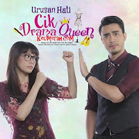 Urusan Hati Cik Drama Queen Episod 5