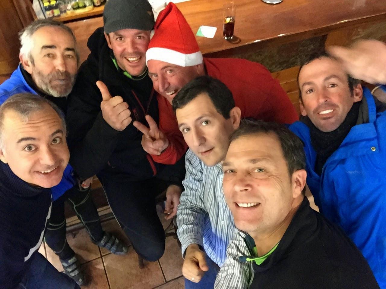 MTB en Valmayor, última del 2014 - Alfonsoyamigos