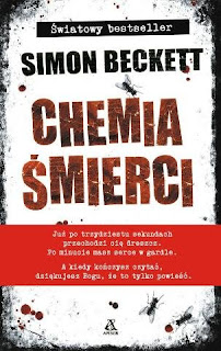 Simon Beckett - Chemia śmierci (tom 1)